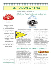 Larsmont August 2014 Newsletter